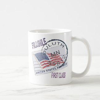 Postmark Duluth 55812 Coffee Mug