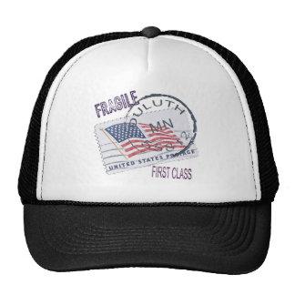 Postmark Duluth 55812 Trucker Hat