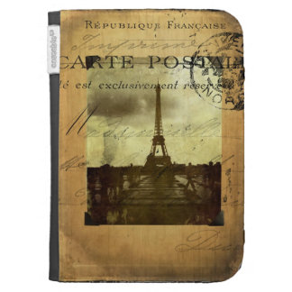 Postmarked Paris Kindle 3 Covers
