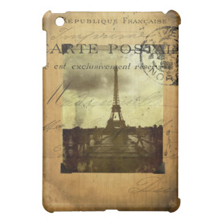 Postmarked Paris iPad Mini Cases