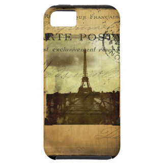 Postmarked Paris iPhone 5 Cases
