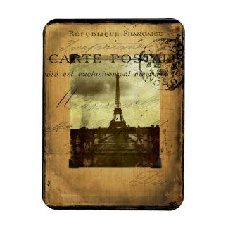 Postmarked Paris Magnet