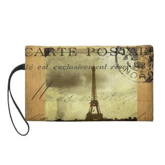 Postmarked Paris Wristlet Purse
