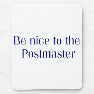 Postmaster Mousepad