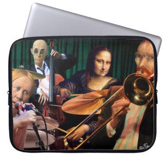 Postmodern Quartet Laptop Sleeve