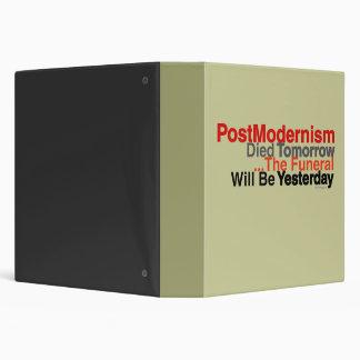 PostModernism 2.0 Binder