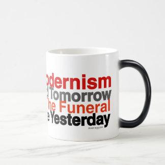 PostModernism 2.0 Morphing Mug