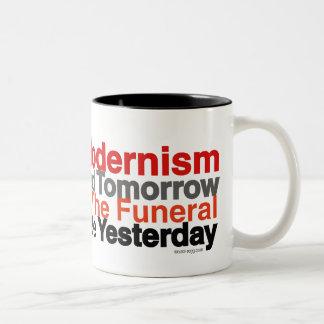 PostModernism 2.0 Mug