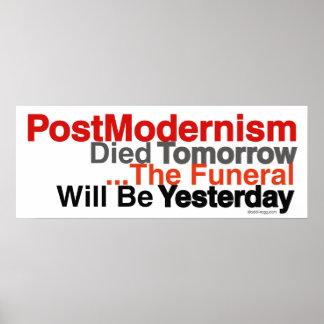 PostModernism 2.0 Poster