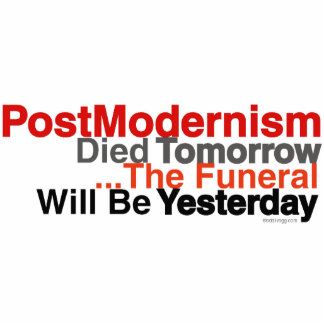 PostModernism Acrylic Desktop Sculpture