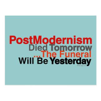 PostModernism Postcards