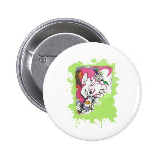 postmortem world 2 inch round button