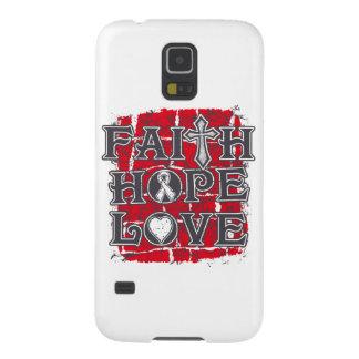 Postpartum Depression Faith Hope Love Galaxy S5 Cover