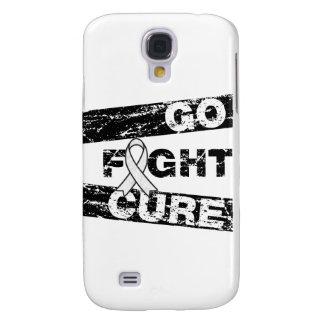 Postpartum Depression Go Fight Cure Galaxy S4 Cover