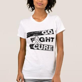 Postpartum Depression Go Fight Cure T-shirt