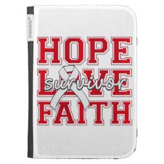 Postpartum Depression Hope Love Faith Survivor Kindle Covers