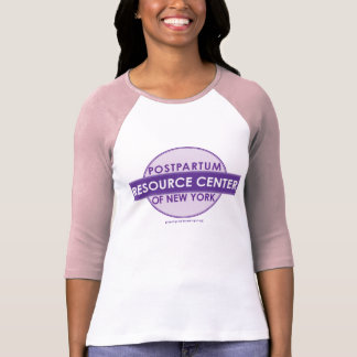 Postpartum Resource Center of NY Logo T-shirt