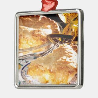 Postre de la empanada de Apple Ornamento Para Reyes Magos