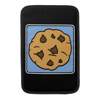 Postre de la galleta de microprocesador de fundas para macbook air