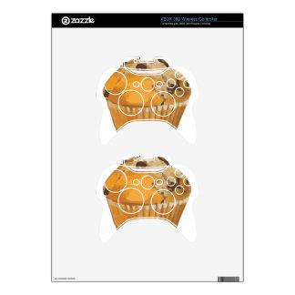 Postre delicioso del mollete Scrumptious del Mando Xbox 360 Calcomanía