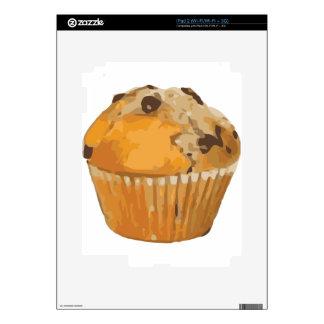 Postre delicioso del mollete Scrumptious del Skins Para iPad 2