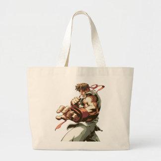 Postura de Ryu Bolsa De Mano