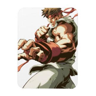 Postura de Ryu Imanes