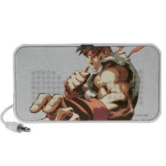 Postura de Ryu iPod Altavoz