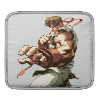 Postura de Ryu Mangas De iPad