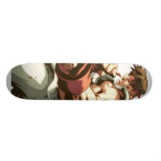 Postura de Ryu Patinetas Personalizadas