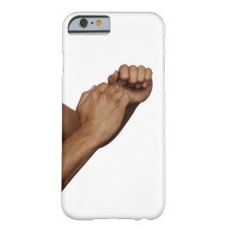 Postura del karate funda barely there iPhone 6