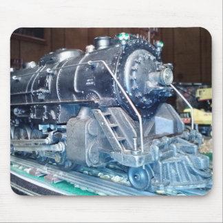 Postwar Lionel 736 Berkshire Steam Engine Mouse Pa Mouse Pad
