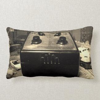 Postwar Lionel Trains and Transformer Pillow