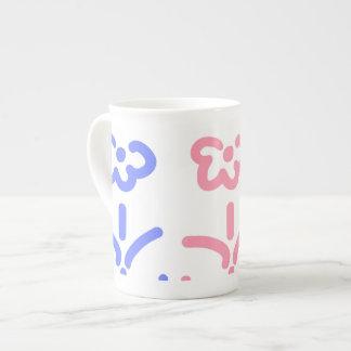 Posy porcelain cup tea cup