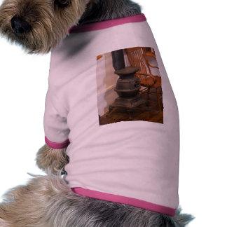 Pot Belly Stove Pet Tee Shirt