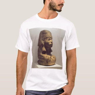 Pot in the form of a kneeling figure, 800-1200 T-Shirt