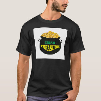 pot Irish Treasure T-Shirt