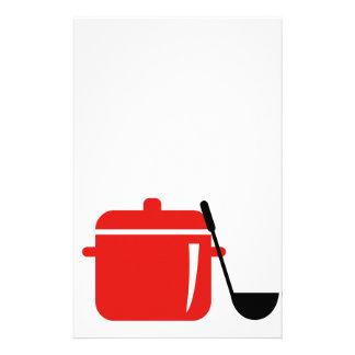 Pot & Ladle Stationery