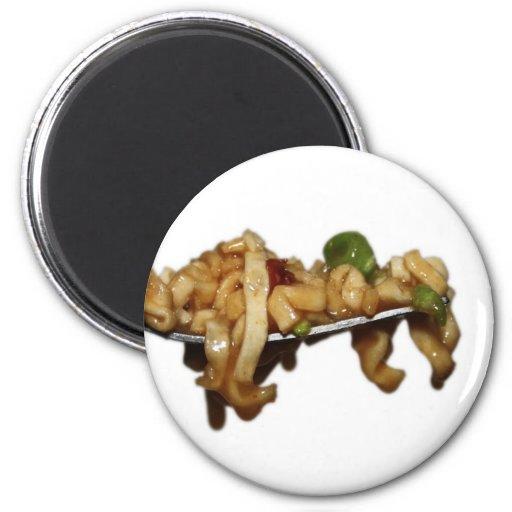 Pot Noodle Fridge Magnet