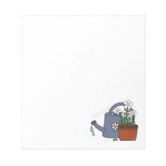 Pot O' Daisies Notepad