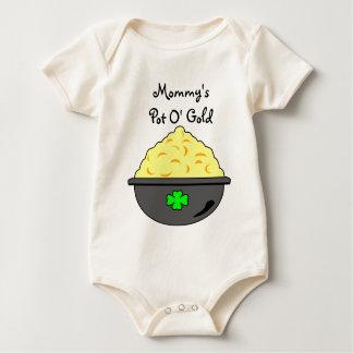 Pot O Gold Baby Bodysuit