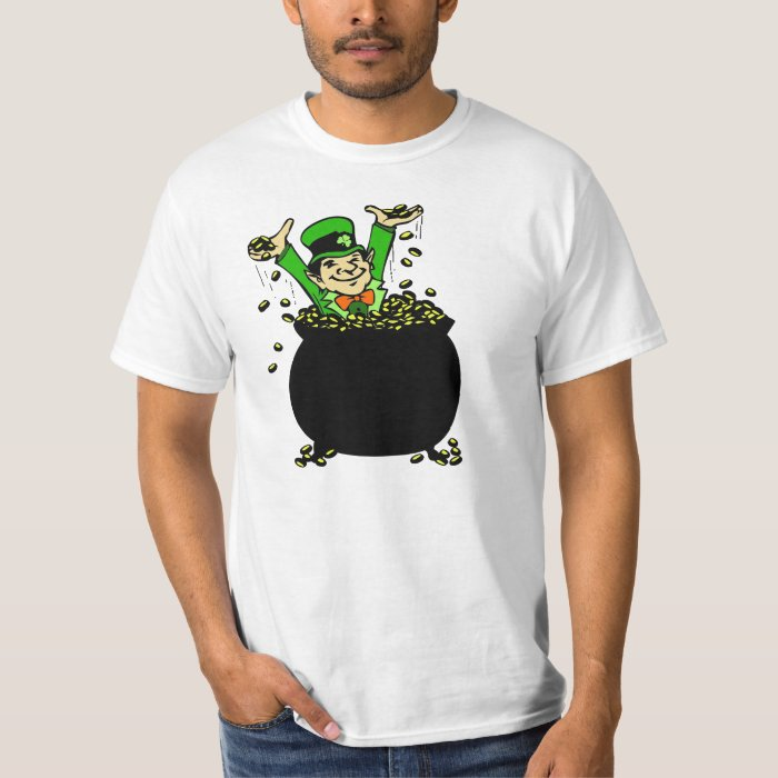 Pot-O-Gold (For Nancy) T-Shirt