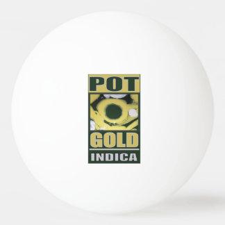 POT O GOLD INDICA Ping-Pong BALL