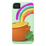 Pot O' Gold iPhone 4 Cover