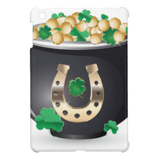 Pot of gold 2 iPad mini case