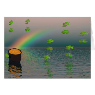 Pot of Gold Card