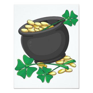 Pot of Gold Invitations
