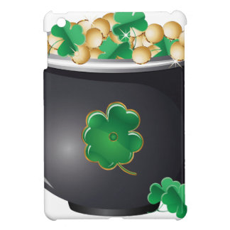 Pot of gold iPad mini covers