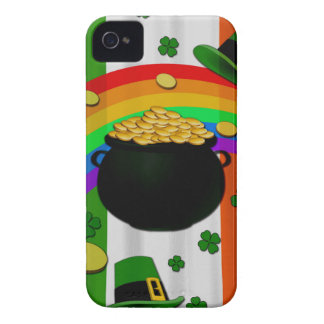 Pot of gold iPhone 4 Case-Mate case