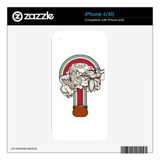 Pot of Gold iPhone 4S Skins